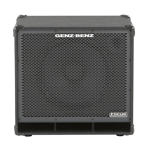 Genz Benz Focus Series FCS-115T 1x15 Bass Speaker Cabinet