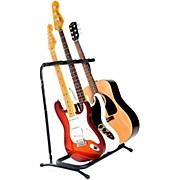Fender Folding 3-Guitar Stand