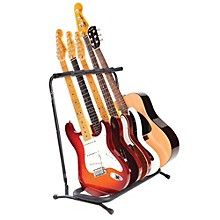 Fender Folding 5-Guitar Stand