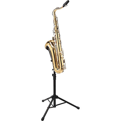 Titan Folding Alto or Tenor Saxophone Tall Standing Stand-thumbnail