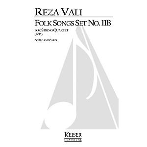 Lauren Keiser Music Publishing Folk Songs: Set No. 11B String Quartet LKM...