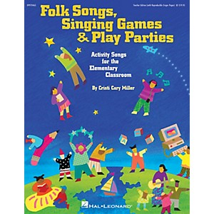 Hal Leonard Folk Songs, Singing Games and Play Parties Collection ShowTrax ...
