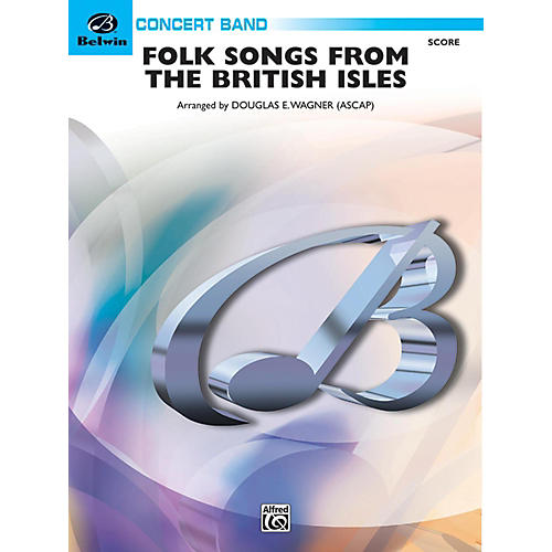BELWIN Folk Songs from the British Isles Grade 3 (Medium Easy)