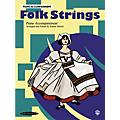 Alfred Folk Strings Piano Accompaniment (Book)  Thumbnail