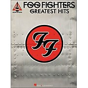 Hal Leonard Foo Fighters - Greatest Hits Tab Book