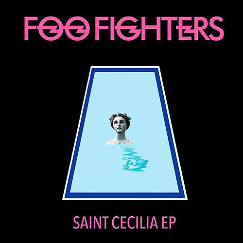 Sony Foo Fighters - Saint Cecilia LP-thumbnail