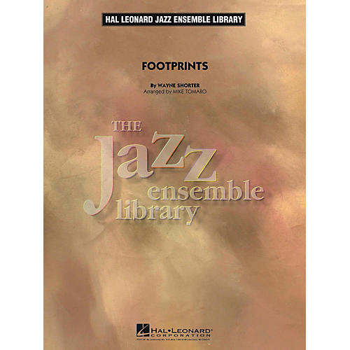 Hal Leonard Footprints Jazz Band Level 4-thumbnail