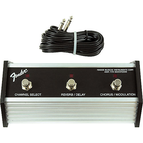Fender Footswitch for Princeton Chorus Amp