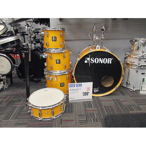 Sonor Force 3001 Drum Kit honey amber