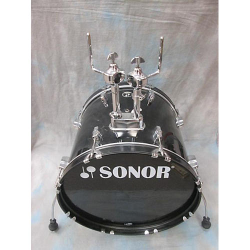 Sonor Force 507 Drum Kit Black