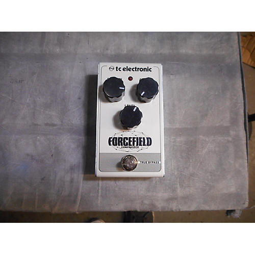 TC Electronic Forcefield Compressor Effect Pedal