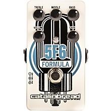 Catalinbread Formula 5F6 (Tweed Bassman Amp) Guitar Effects Pedal Level 1