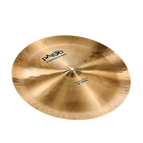 Paiste Formula 602 Modern Essentials China 22 in.-thumbnail