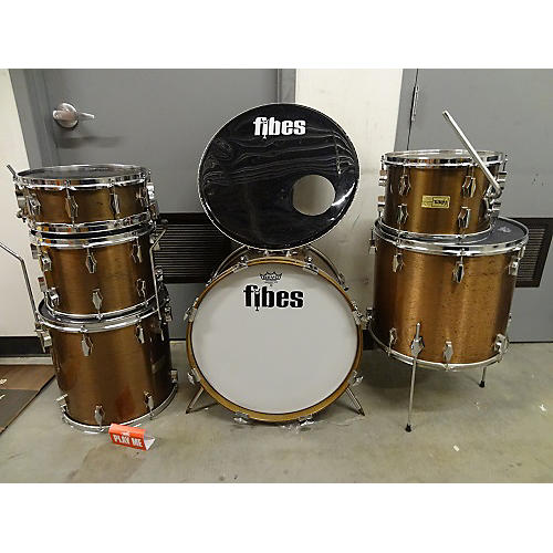 Fibes Forte Drum Kit Copper