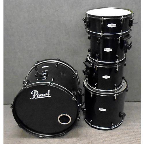 Pearl Forum Drum Kit Black