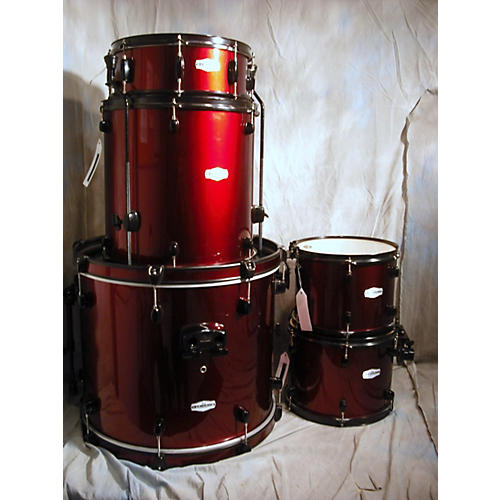 Pearl Forum Drum Kit