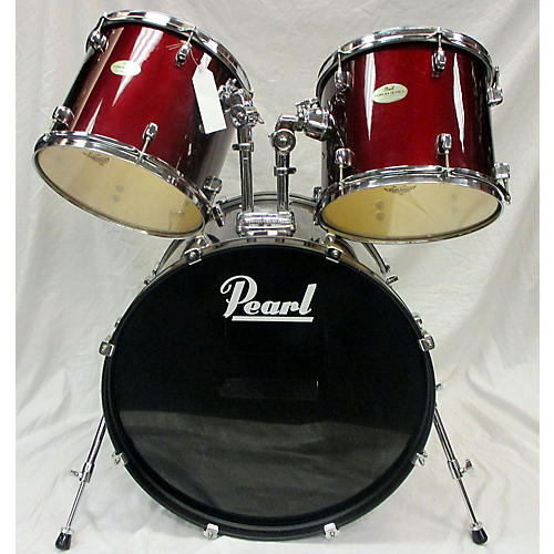 Used Pearl Forum Drum Kit Wine Red | Guitar Center