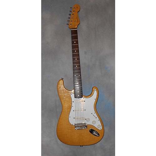 Fender Foto Flame Stratocaster Solid Body Electric Guitar