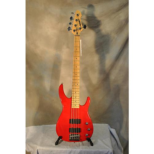 Peavey Foundation 5 String Bass Electric Bass Guitar-thumbnail