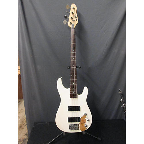 Peavey Foundation Electric Bass Guitar White
