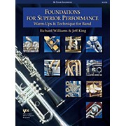 KJOS Foundations for Superior Performance Tenor Sax
