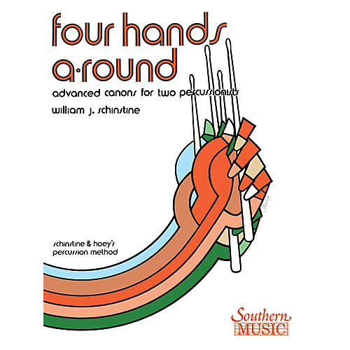 Southern Four Hands Around (Advanced Level) Southern Music Series