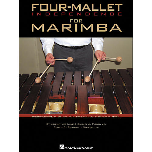 Hal Leonard Four Mallet Independence for Marimba-thumbnail