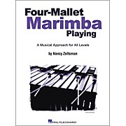 Hal Leonard Four-Mallet Marimba Playing
