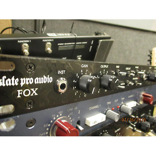 Slate Pro Audio Fox Compressor