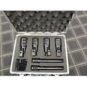 Audix Fp 6 Drum Mic Set Drum Microphone