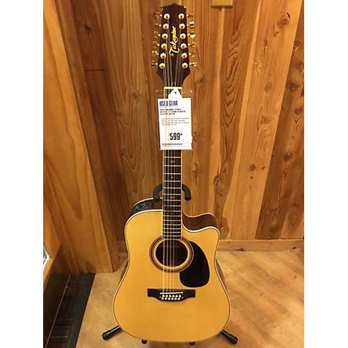 used takamine fp400sc 12 string acoustic electric guitar guitar center. Black Bedroom Furniture Sets. Home Design Ideas