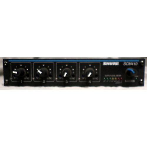 Shure Fp410 Digital Mixer