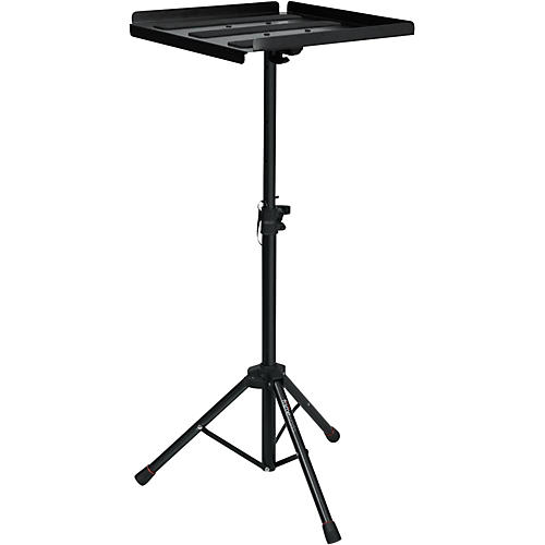 Gator Frameworks Compact Adjustable Media Tray Stand