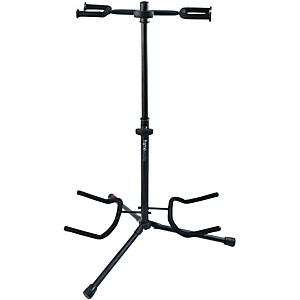 Click here to buy Gator Frameworks GFW-Guitar-2000 Double Guitar Stand by Gator.