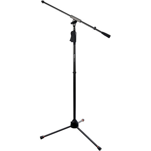 Gator Frameworks GFW-MIC-2110 Deluxe Tripod Mic Stand with Single Section Boom-thumbnail