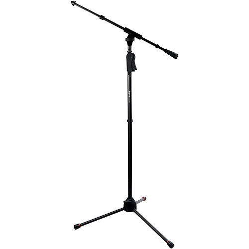 Gator Frameworks GFW-MIC-2120 Deluxe Tripod Mic Stand with Telescoping Boom-thumbnail