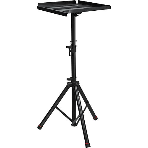 Gator Frameworks Heavy-Duty Adjustable Media Tray Stand