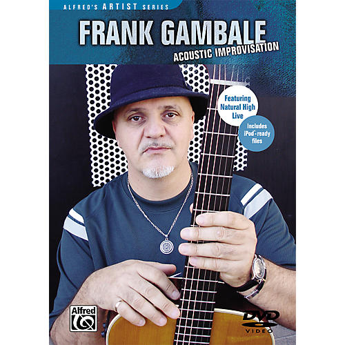 Alfred Frank Gambale: Acoustic Improvisation DVD-thumbnail