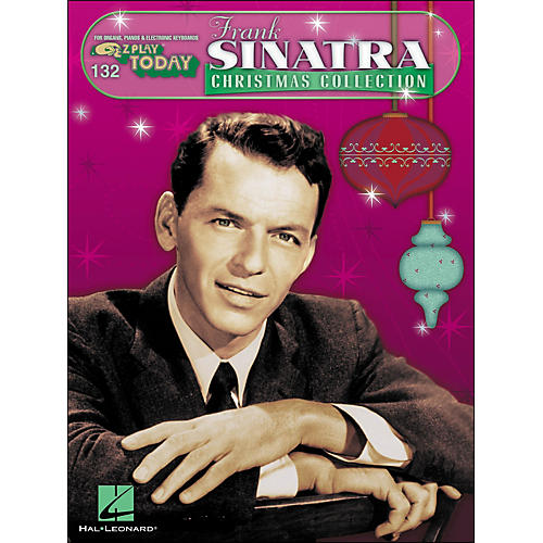 Hal Leonard Frank Sinatra Christmas Collection E-Z Play 132-thumbnail