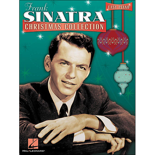 Hal Leonard Frank Sinatra Christmas Collection for Easy Piano
