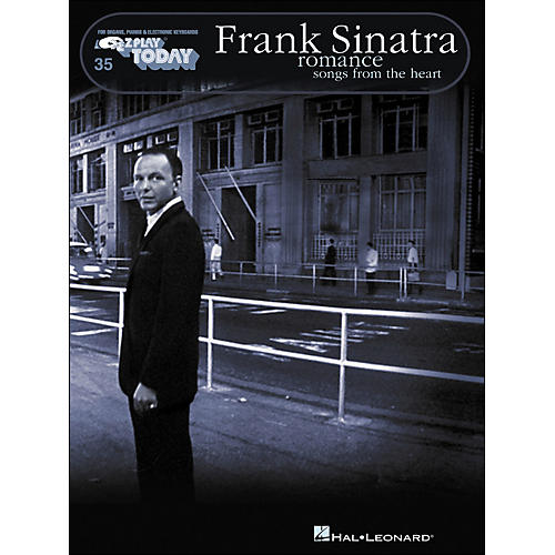 Hal Leonard Frank Sinatra Romance - Songs From The Heart E-Z Play 35
