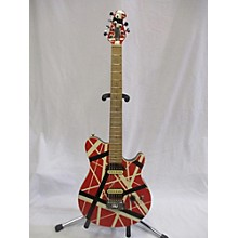 OLP Frankenstein Home Painted Solid Body Electric Guitar