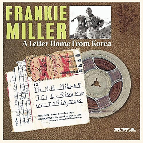 Alliance Frankie Miller - A Letter Home From Korea