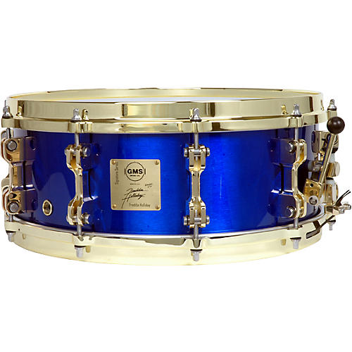 GMS Freddie Holliday Signature Snare Drum