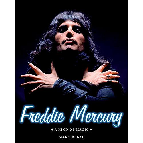Hal Leonard Freddie Mercury: A Kind of Magic