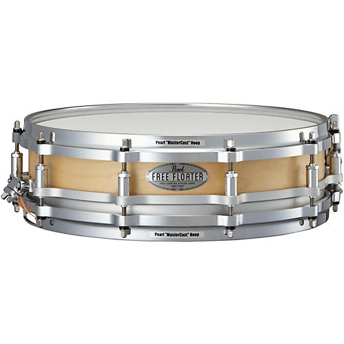 Pearl Free Floating Birch Snare Drum-thumbnail