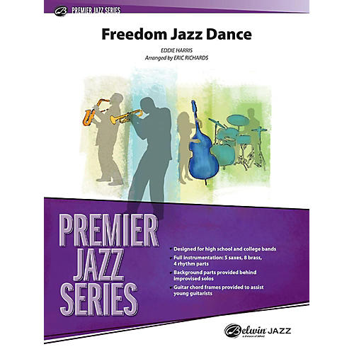Alfred Freedom Jazz Dance Jazz Band - Grade 5-thumbnail