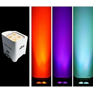 CHAUVET DJ Freedom Par Hex-4 Battery-Powered/Wireless RGBAW+UV LED Par Wash...