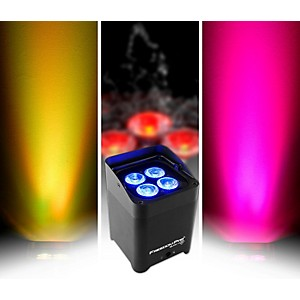 CHAUVET DJ Freedom Par Quad-4 IP Indoor/Outdoor Battery-Powered Wirelss LED...