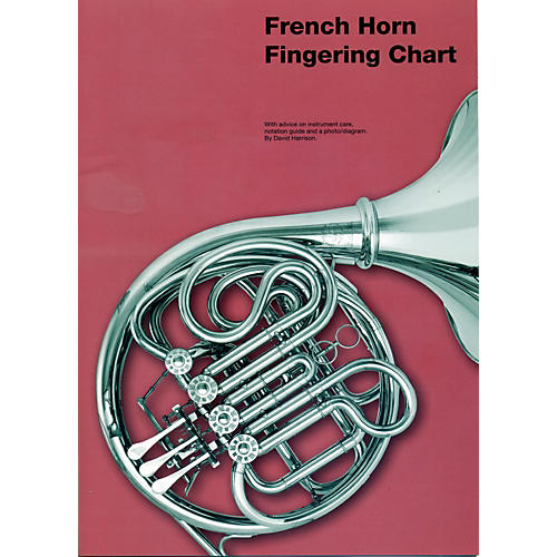 Music Sales French Horn Fingering Chart